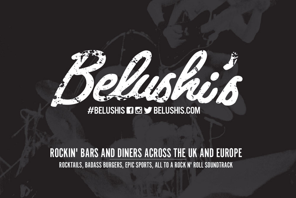 Belushi's UK & Europe