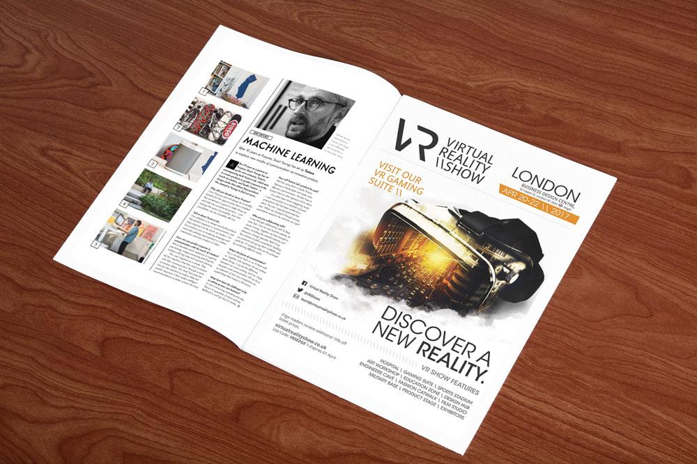 VR-advert